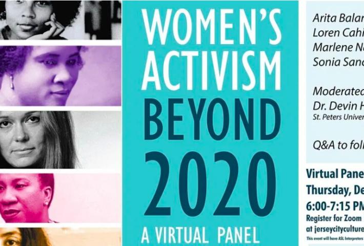 Women's Activism Beyond 2020