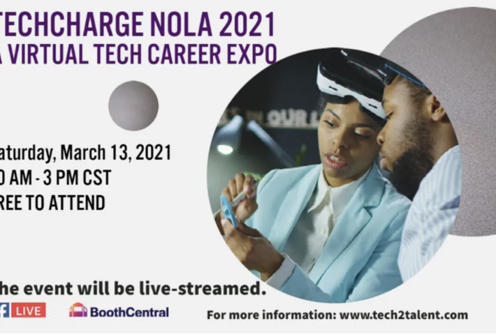 TECHCHarge NOLA 2021