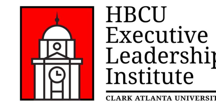 Applications Open: CAU HBCU Executive Leadership Institute