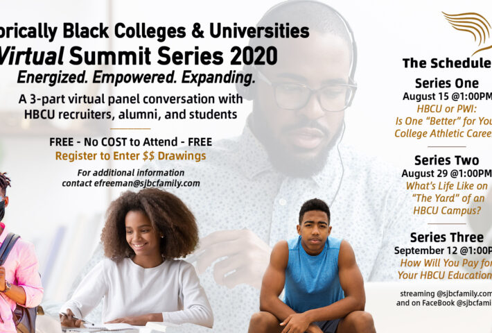 2020 The Dallas Morning News/Texas Metro News Virtual HBCU Summit