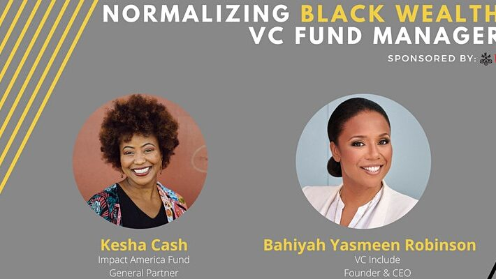 Normalizing Black Wealth: VC Fund Managers