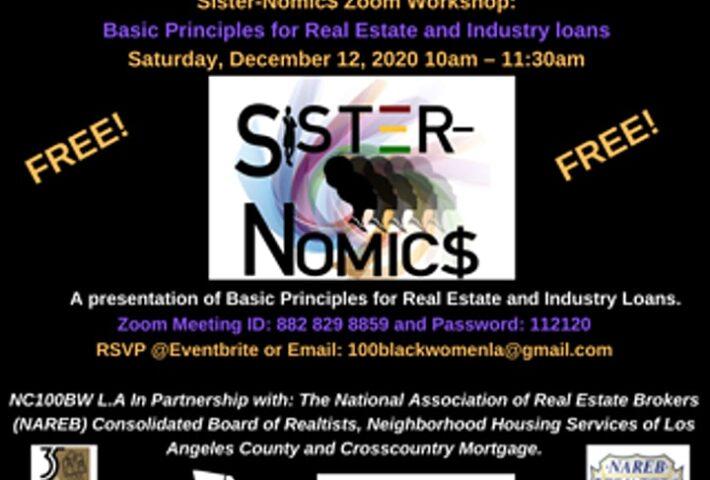 Sister-Nomics: Real Estate Basics