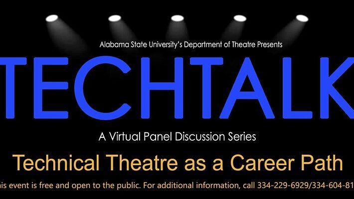 "Alabama State University ""Tech Talk"" Series"