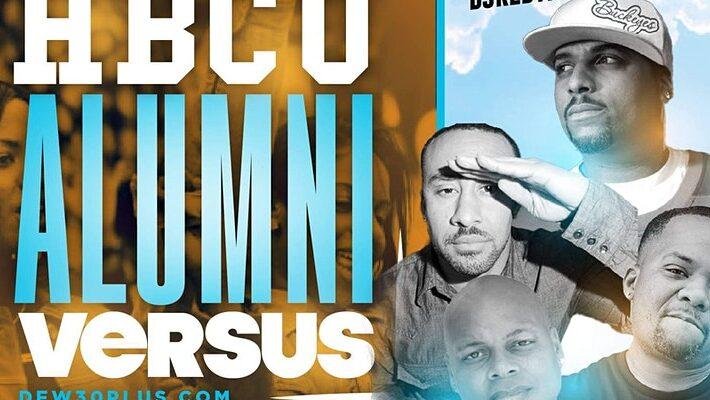 The HBCU Alumni Versus Day Party