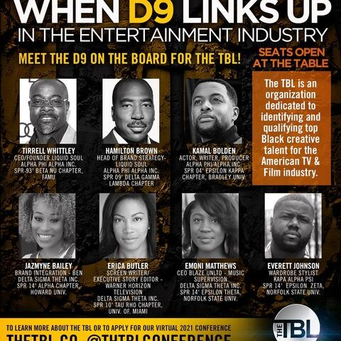 Sign Up For The D9 Board: A Seat At The Table
