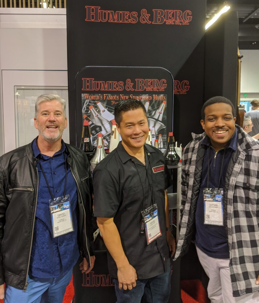 NAMM 2020 Humes & Berg, Kevin Chin, Garden District Band, David W. Hansen, Jordan Baker