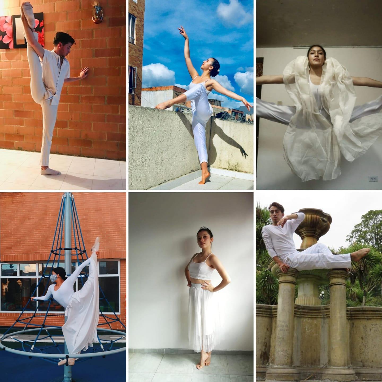 campaña por la reactivación de la danza en Colombia