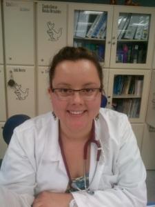 Doctora Laura Marlen Sarmiento H.
