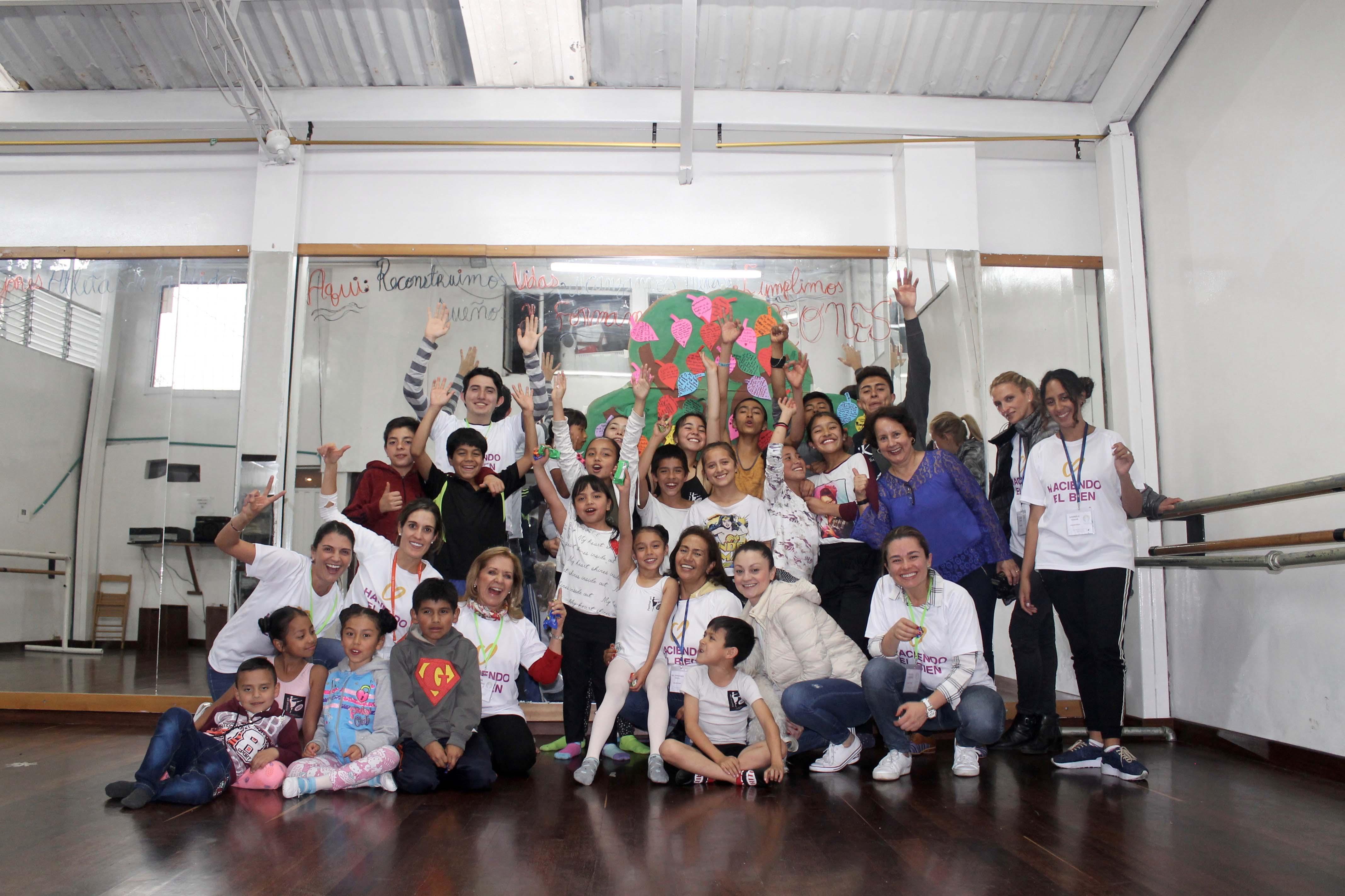 Voluntarios Festival Art