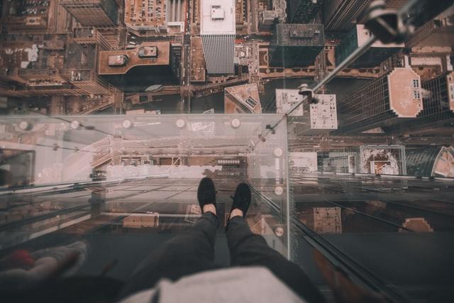willis tower plancher de verre
