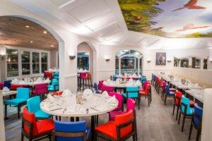 restaurant colombus isle