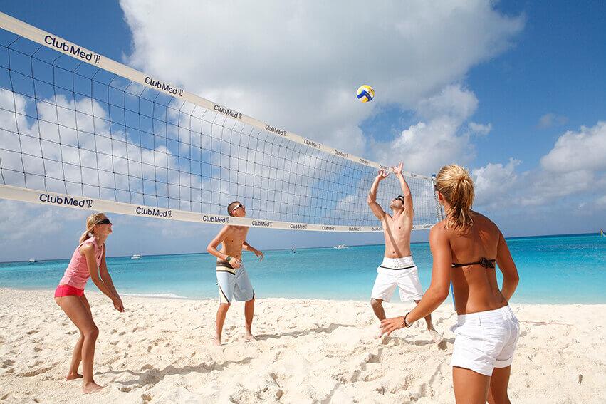 beach volley club med
