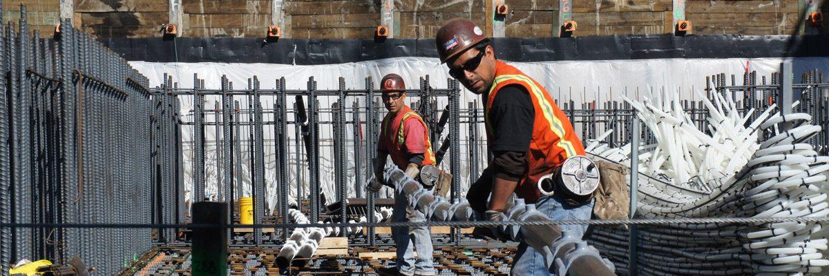 construction company job bonus plans