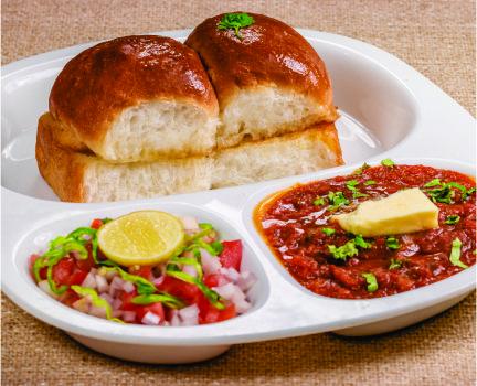 street food_pav bhaji