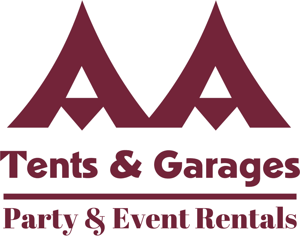 AA Tents Party & Event Rentals Logo