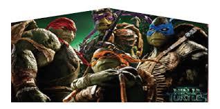 Ninja Turtles Panel