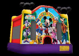 15 x 15 Mickey Park Bounce