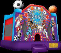 15 x 15 Sports Bounce