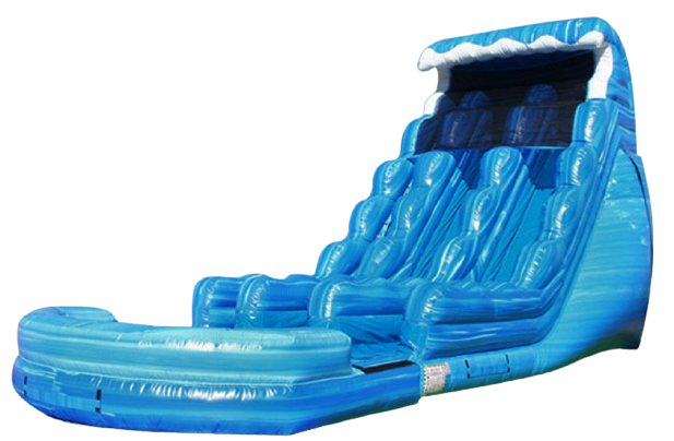 22' Tsunami water Slide
