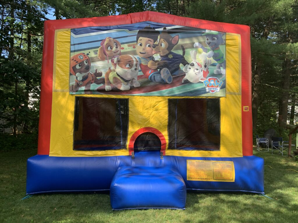 Paw Patrol Bounce House Queensbury, NY