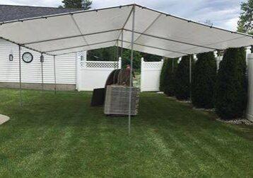 20' x 30' Standard Canopy Tent