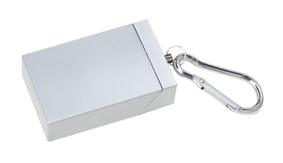 kay chain portable cigarette ashtray