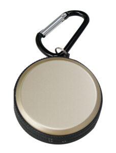 portable ashtray key chain
