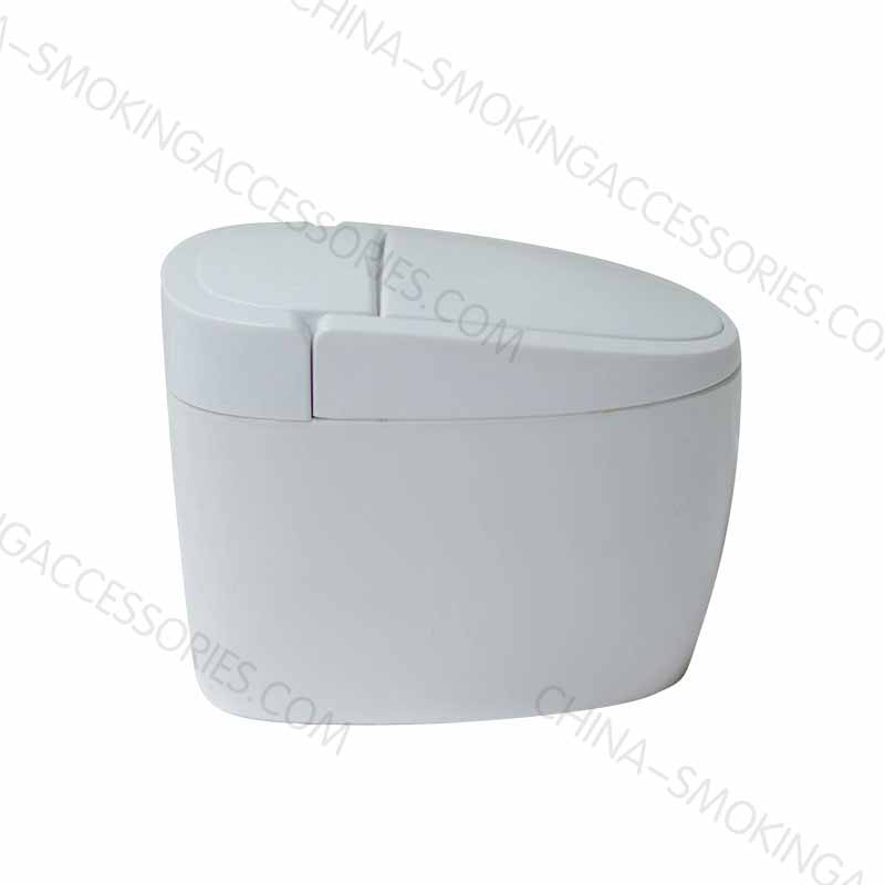 Windproof small ashtray with lid plastic for car