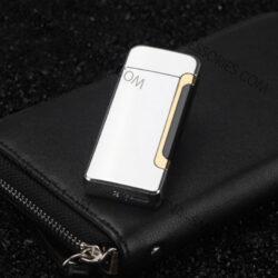 Cigarette Lighter Double ARC USB Battery