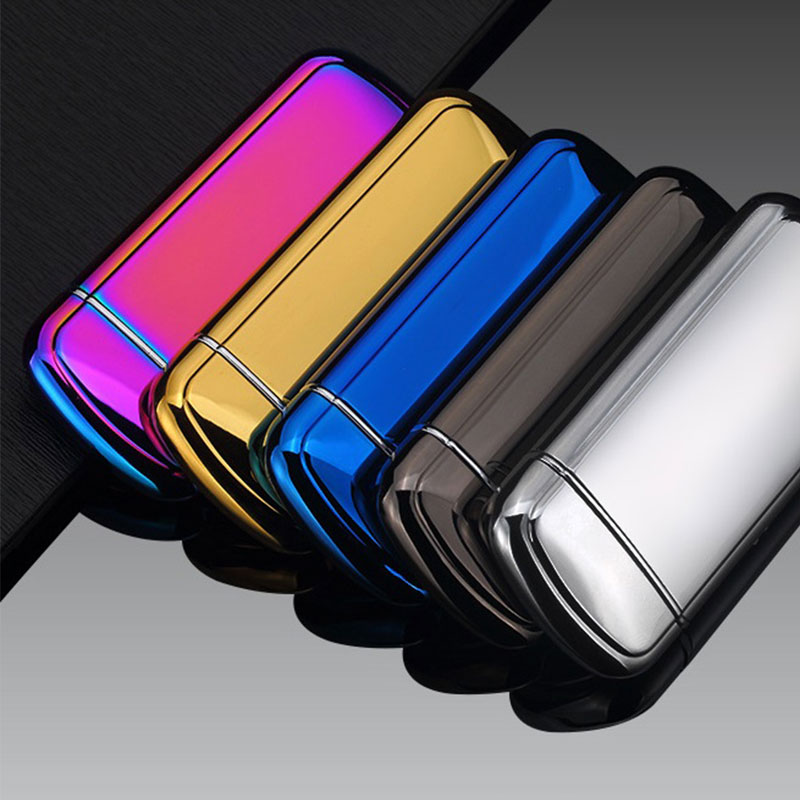 Double ARC USB Lighter Rechargeable Shake