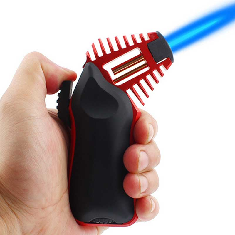 Micro Butane Gas Single Torch Lighter LCB312