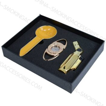 Custom Cigar accessories Giftset Z609