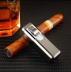 Cigar lighter custom