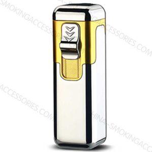 Best Custom Cigar Lighter Quad Flame Butane Cigar Lighter custom printed LOGO