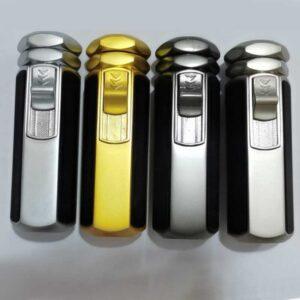 New Custom Engraved Cigar Lighters Flame Butane Cigar Lighter LCT362