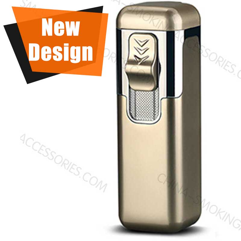 Best Custom Cigar Lighter Quad Flame Butane Cigar Lighter custom printed LOGO LCT 354