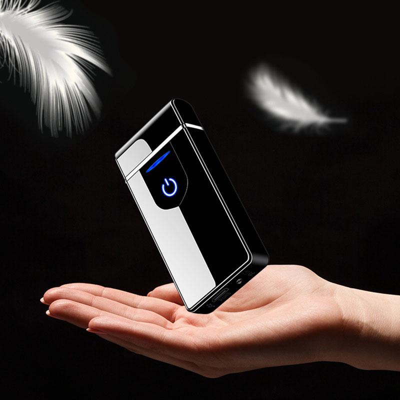 USB Lighters Wholesale Windproof ARC Battery Lighter