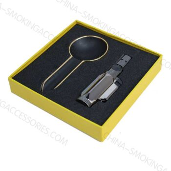 ashtray and lighter cigar accessories gift sets
