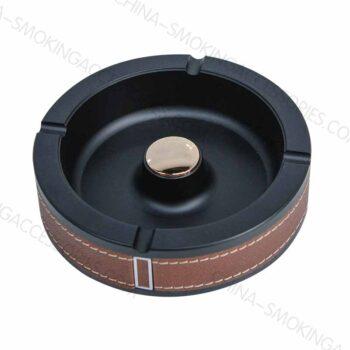 Smoking ashtray metal custom