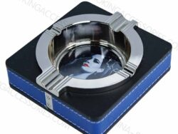Custom Ashtray Ultimate for Cigar and Cigarette Smokers