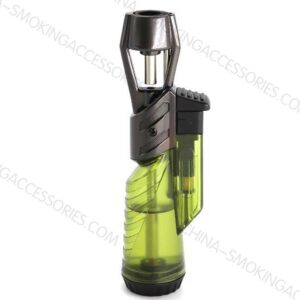 Butane fillable tank with a viewing windowLCB379