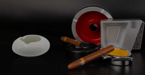 China-Cigar-accessories-custom-ashtray-factory
