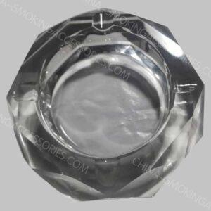 Custom Crystal Ashtray Cigar Smoking Ashtray luxury collection AS540-01