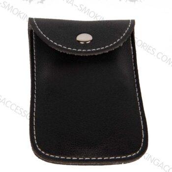 custom LOGO cigar cutter leather case
