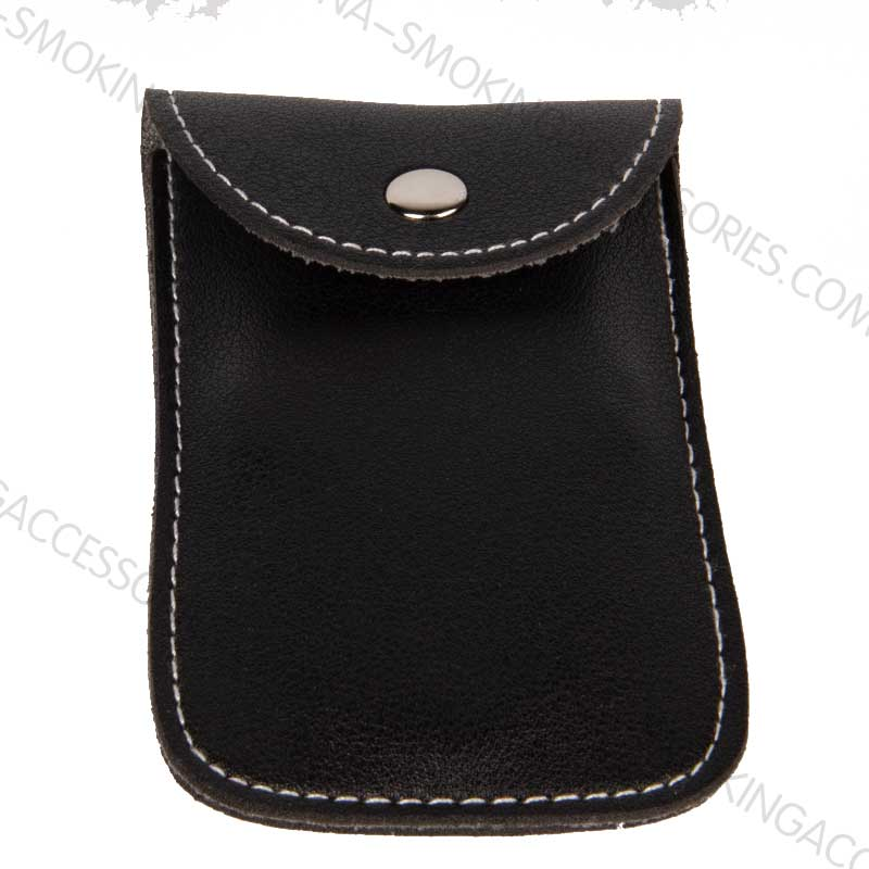 Cigar Cutter Leather Case Pouch Custom Logo Portable Pouch C801