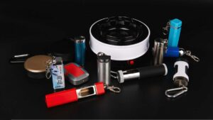 custom portable ashtrays
