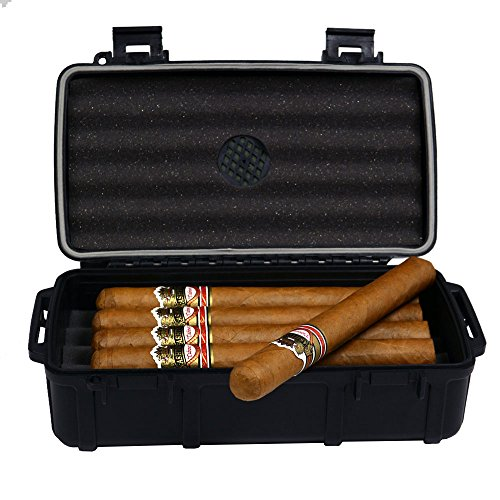 5 best travel cigar humidor case can be customized of 2021
