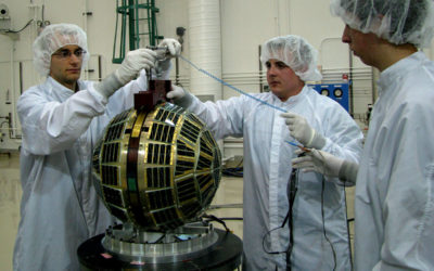 """The Small Satellite Revolution and """"Rocket Science"""""""