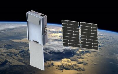Solar Array Provisioning for PlanetiQ Spacecraft to be Handled by Roccor