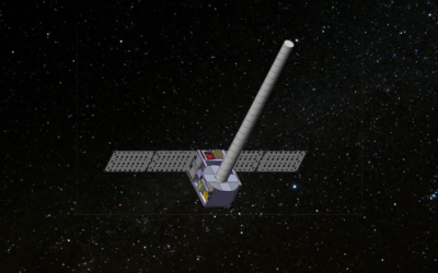 Roccor Creates Helical L-band Antenna For First-ever Space Demonstration Of Link 16 Networks